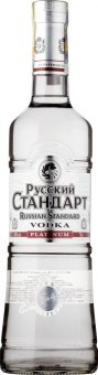 Vodka Platinum Russian Standard