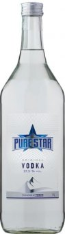 Vodka Pure Star