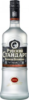 Vodka St. Petersburg Russian Standard