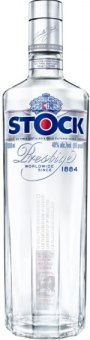 Vodka Prestige Stock