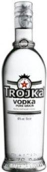Vodka Trojka Pure Grain