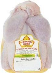 Kuře s rodokmenem Vodňanské kuře