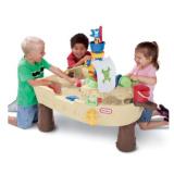 Vodní stůl - pirátská loď Little Tikes