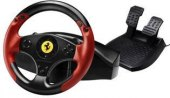 Voílant s pedály Thrustmaster Ferrari Racing Wheel Red Legend Edition