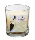 Vonná svíčka ve skle Spaas