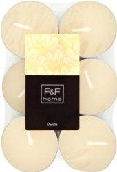 Vonné čajové svíčky Home F&F