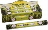 Vonné tyčinky Citronella