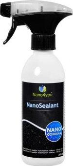 Vosková ochrana NanoSealant Nano4you