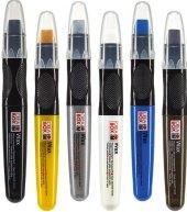 Vosková tužka malovatelná vodou Crea Box Marabu