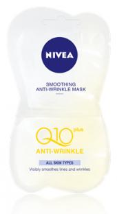 Maska pleťová proti vráskám vyhlazující Q10 Plus Nivea