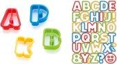 Vykrajovátka abeceda Delícia Kids Tescoma