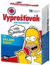Tablety žvýkací Vyprošťovák Antacidum