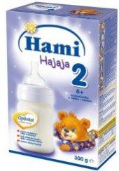 Výživa mléčná bezlepková Hajaja Hami