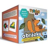 Vzdělávací hra pro děti V kostce! Albi