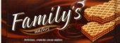 Oplatky vafle Family's