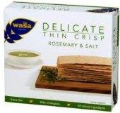 Chlebíčky křupavé tenké Delicate Wasa