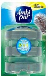 WC blok gelový 2v1 Ambi Pur - náplň
