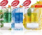 WC blok gelový 3v1 Savo