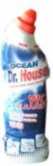 Čistič WC gelový Dr. House