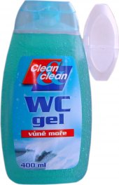 Gel do WC bloku Clean&Clean