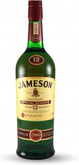 Whisky 12 YO Old Special Reserve Jameson