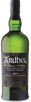 Whisky 10 YO Ardbeg