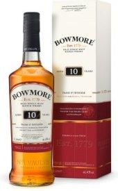 Whisky 10 YO Bowmore