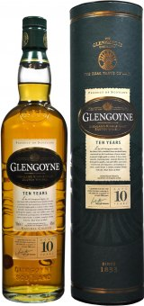 Whisky 10 YO Glengoyne
