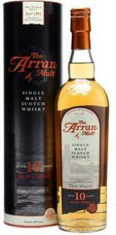 Whisky 10 YO Single Malt Arran