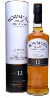 Whisky 12 YO Bowmore