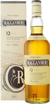 Whisky 12 YO Cragganmore