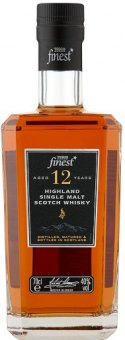 Whisky 12 YO Highland Malt Tesco Finest