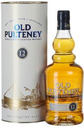 Whisky 12 YO Old Pulteney