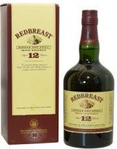 Whisky 12 YO Redbreast