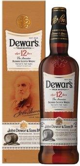 Whisky 12 YO Special Reserve Dewar's