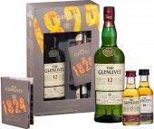Whisky 12 YO The Glenlivet - dárkové balení