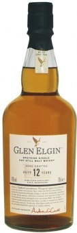 Whisky 12 YO Glen Elgin