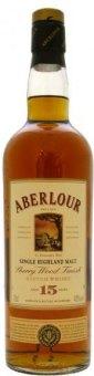 Whisky 15 YO Aberlour