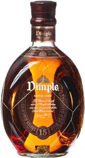 Whisky 15 YO Dimple