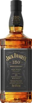 Whisky 150 let Jack Daniel's