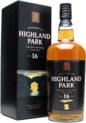 Whisky 16 YO Highland Park
