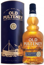 Whisky 17 YO Old Pulteney