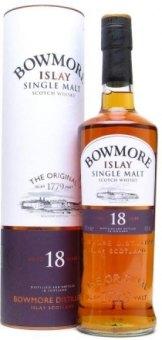 Whisky 18 YO Bowmore
