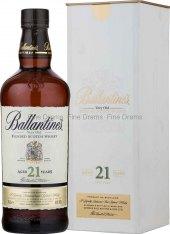 Whisky 21 YO Ballantine's