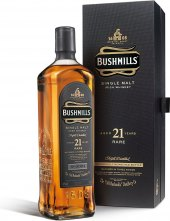 Whisky 21 YO Single Malt Bushmills