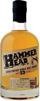 Whisky 23 YO Hammer Head