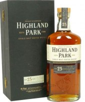 Whisky 25 YO Highland Park