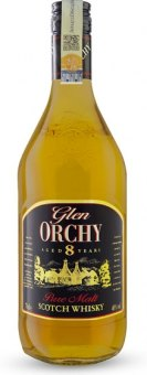 Whisky 8 YO Glen Orchy