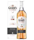 Whisky 8 YO Oxygen Grant's