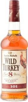 Whisky 8 YO Wild Turkey